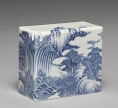 Sake Ewer from a Portable Picnic Set
