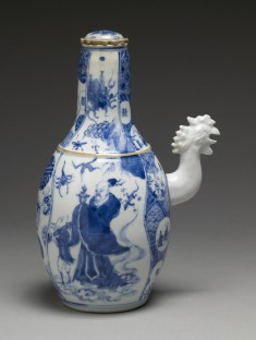 Ewer with Phoenix-Headed Spout