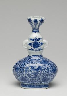 Vase with Elephant-Head Handles