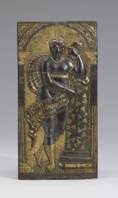 Plaque with the Personification of Africa (?)