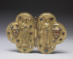 Morse with Apostles and Heraldic Shields