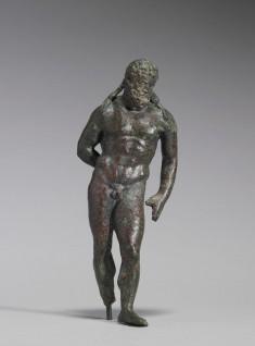 Weary Herakles (Herakles Farnese)