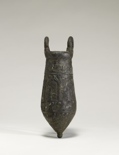 Situla with Procession of Divinities and Worshippers