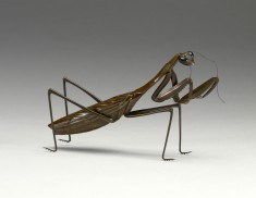 Articulated Praying Mantis