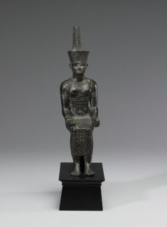 Statuette of Seated Neith