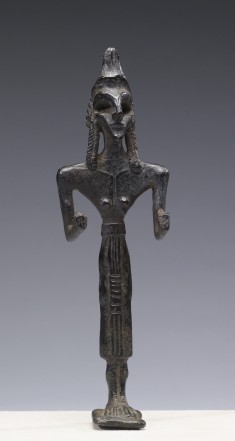 Female Votive Figurine of Anat