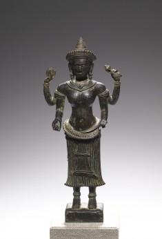 The Hindu Goddess Devi