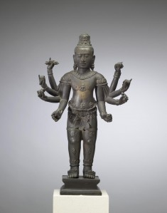 Eight-Armed Avalokiteshvara