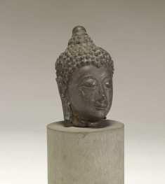 Head of the Buddha