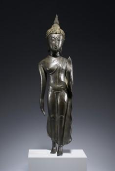 Walking Buddha