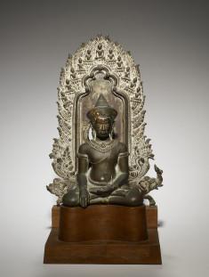 Buddha and Aureole