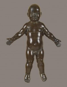Anatomical Figure of a Young Boy