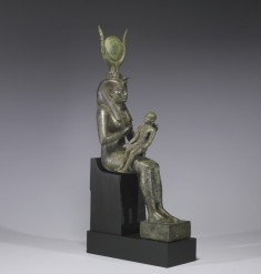 Isis with Horus the Child