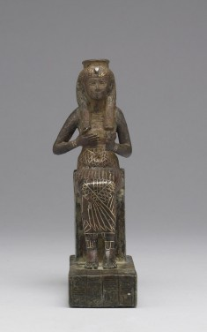 Statue of a Seated Isis
