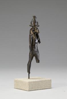 Statuette of a Ram-Headed Deity