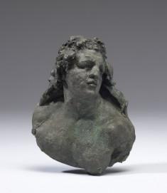 Appliqué of Ptolemy I as Dionysus