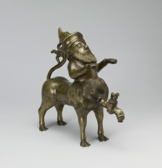 Aquamanile in the Form of a Dwarf Centaur