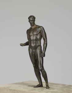 Athlete Discobolos