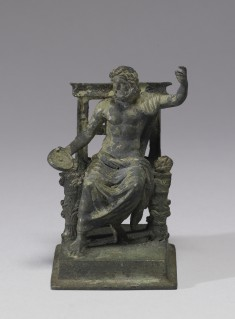 Seated Jupiter