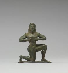 Running Male Figure