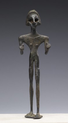 Male Votive Figure of Baal