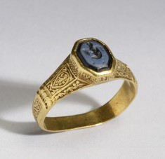 Ring with an Intaglio of Pan