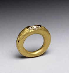 Ring with Damaged Stone