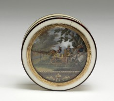 Snuffbox with Frederick the Great