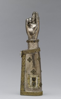 Arm Reliquary of Saint Pantaleon