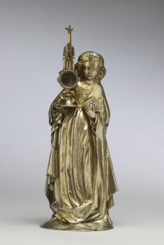 Reliquary Statuette of Saint Barbara