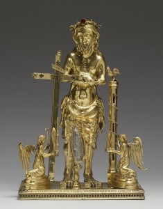 Reliquary with the Man of Sorrows