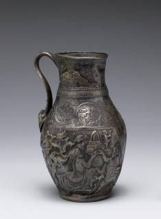 Amphora with Bacchic Scenes