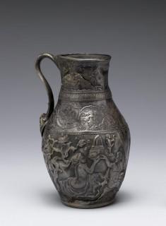Amphora with Bacchic Scenes