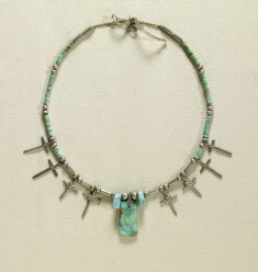 Necklace with Turquoise