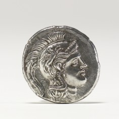 Didrachm of Velia