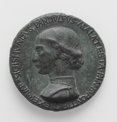 Portrait Medal of Sigismundo Malatesta