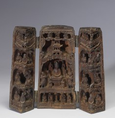 Portable Buddhist Shrine