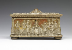 Small Casket with Scenes from Roman History