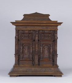 Table Cabinet with Scenes from the Life of David