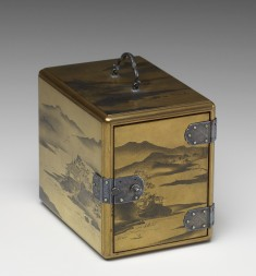 Cabinet for Storing Incense Wood