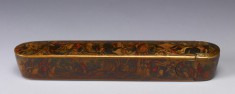 Pen Box with Battle and Lion-Hunt Scenes