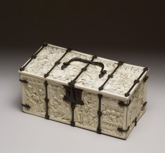 Casket with Scenes of Romances