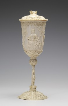 """Pokal"" with Royal Portraits"