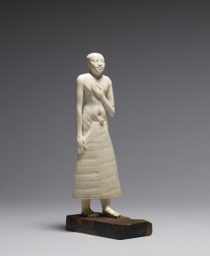 Standing Figure of a Male Dignitary