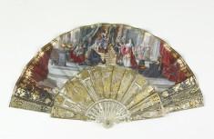 Folding Fan and Case
