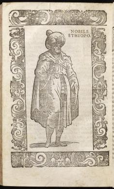 De gli habiti antichi et moderni di diuerse parti del mondo libri dve / fatti da Cesare Vecellio ; & con discorsi da lui dichiarati.