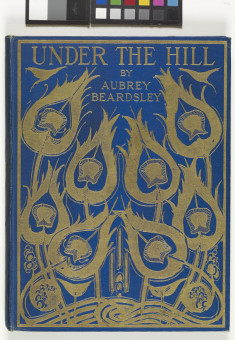Under the Hill, and other essays in prose and verse, with illustrations