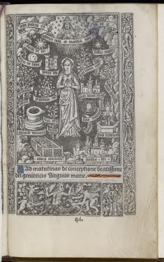 Book of Hours, Salisbury