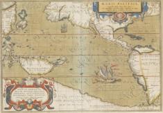 Maris Pacifica, quoad vulgo Mar del Sur