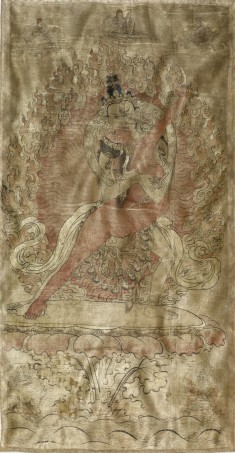 Chakrasamvara Embracing Vajravarahi